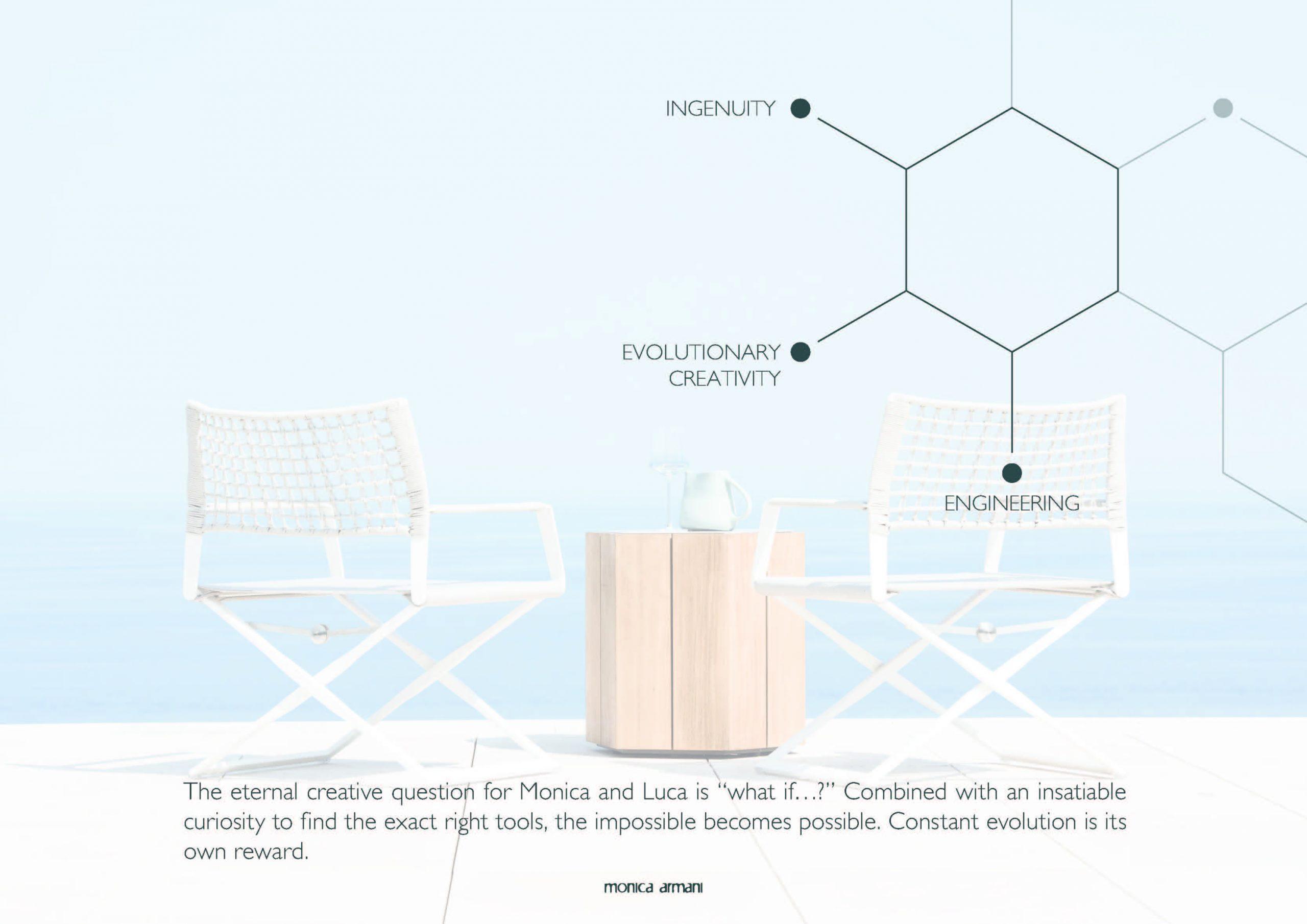 """Monica Armani e il suo """"Design in molecules"""""""