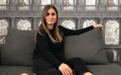 Sarah Balivo, come reinventarsi al tempo del Covid-19